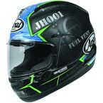 Black/Blue Corsair-X Hayes Helmet - 816142
