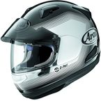 White/Black Quantum-X Shade Helmet  - 820233