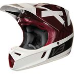 Dark Red MVRS V3 Preest Helmet - 19521-208-L