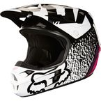 Black/Pink V1 Halyn Helmet - 19535-285-L