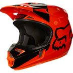 Youth Orange V1 Mastar Helmet - 19543-009-L