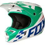 Youth Green V1 Sayak Helmet - 20291-004-L