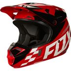Youth Red V1 Sayak Helmet - 20291-003-L