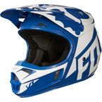 Youth Blue V1 Race Helmet - 19541-002-L