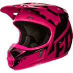 Youth Pink V1 Race Helmet - 19541-170-M