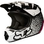 Youth Black/Pink V1 Halyn Helmet - 19545-285-L