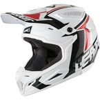 White/Black GPX 4.5 V20 Helmet - 1018200193