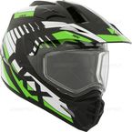 Green Quest RSV Rocket Snow Helmet - 508512#
