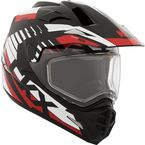 Red Quest RSV Rocket Snow Helmet w/Electric Shield - 508594#