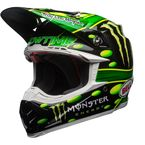 MC Monster Replica 18.0 Showtime Moto-9 Flex Helmet - 7093185