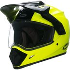 Hi-Viz Yellow MX-9 Adventure MIPS Helmet - 7092702