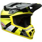 Hi-Vis Yellow/Black MX-9 MIPS Marauder Helmet - 7091756