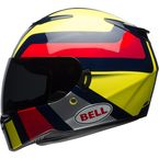 Hi-Viz Yellow/Navy/Red RS-2 Empire Helmet - 7092292