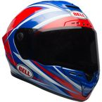 Red/Blue Star MIPS Torsion Helmet - 7092190