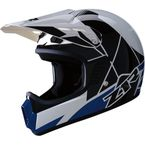 Childs Blue Rise Helmet - 0101-10748