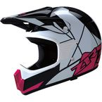 Childs Pink Rise Helmet - 0101-10756