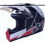 Childs Red Rise Helmet - 0101-10758