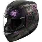 Purple Airmada Chantilly Opal Helmet - 0101-10769