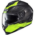 Gray/Hi-Vis/Black IS-17 Tario MC-3H Helmet - 604-934