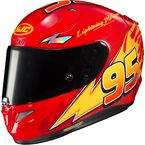 Red/Yellow RPHA-11 Pro Lightning McQueen Helmet - 1676-914