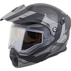 Silver EXO-AT950 Snow Helmet - 95-1055-SD