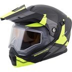 Hi-Viz EXO-AT950 Snow Helmet - 95-1075-SD