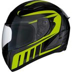 Hi-Viz Yellow Strike Ops Attack Helmet - 0101-11010
