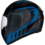 Blue Strike Ops Attack Helmet - 0101-11015