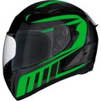 Green Strike Ops Attack Helmet - 0101-11019