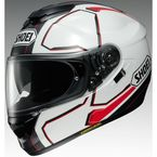 White/Red/Black GT-Air Pendulum TC-6 Helmet - 0118-2006-06