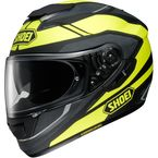 Matte Hi-Vis/Black GT-Air Swayer TC-3 Helmet - 0118-2103-06