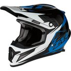 Blue Rise Ascend Helmet - 0110-5536