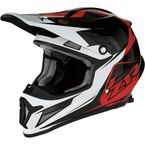 Red Rise Ascend Helmet - 0110-5542