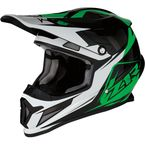 Green Rise Ascend Helmet - 0110-5548