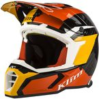Orange/Yellow F5 Koroyd Chasm Helmet - 3992-000-140-002