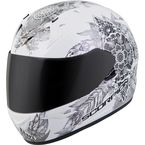 White EXO-R320 Dream Helmet - 32-0305