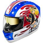 Glory Alliance GT DC18 Helmet - 0101-11186
