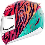 Orange Airmada Wild Child Helmet - 0101-11305