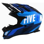 Particle Blue Altitude Helmet w/Fidlock Technology - F01000100-140-201