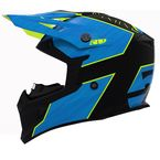 Hi-Vis Blue Tactical Helmet - F01001000-130-201