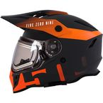 Orange Delta R3 2.0 Helmet w/Fidlock Technology - F01000900-140-401