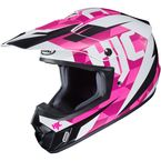 Pink/White/Black CS-MX 2 Dakota MC-8 Helmet - 328-982