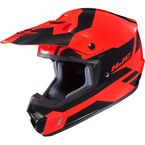 Hi-Vis Orange/Black CS-MX 2 Pictor MC-6H Helmet - 329-964