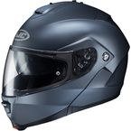 Semi-Flat Anthracite IS-Max 2 Helmet - 980-598