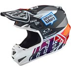 Red/Yellow Jet SE4 Composite Helmet - 101663004