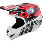 Orange/Grey Jet SE4 Polyacrylite Helmet - 109663004
