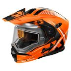 Gloss Orange/White EXO-CX950 Focus Snow Helmet - 45-19366