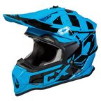 Youth Process Blue Mode MX Helmet - 35-2826