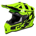 Youth Hi-Vis  Mode MX Helmet - 35-2838
