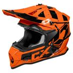 Youth Flo Orange Mode MX Helmet - 35-2868